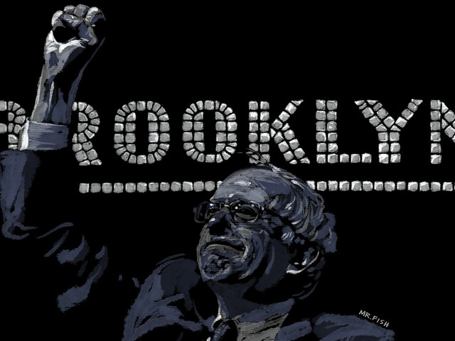 How Brooklyn Turned Bernie Sanders Into a Democratic Socialist