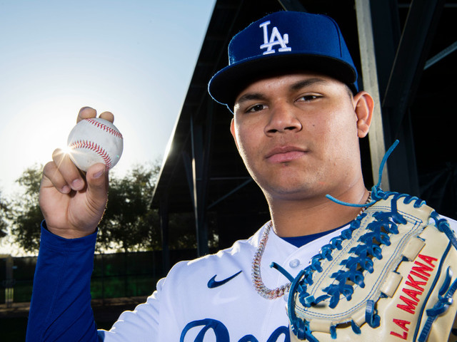 Dodgers see Brusdar Graterol as potential bullpen bonus