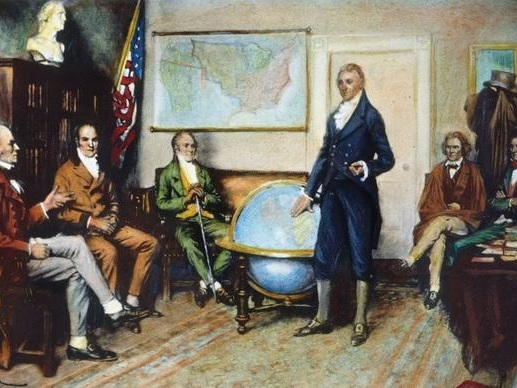 """America First"": A Stronger Monroe Doctrine"
