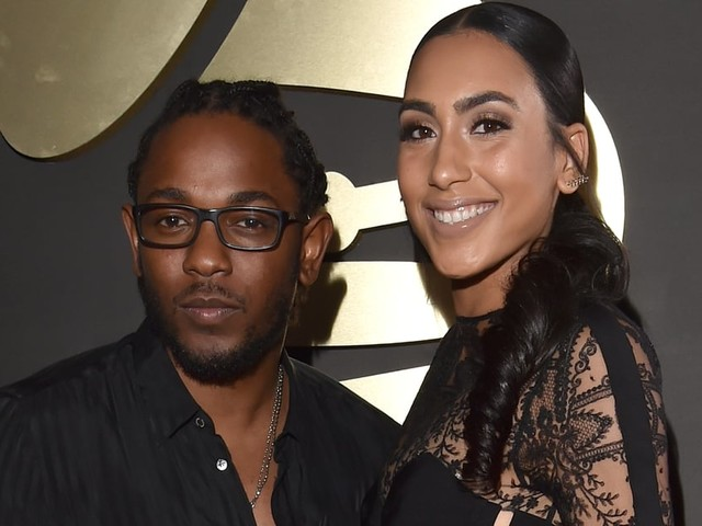 Surprise! Kendrick Lamar and Fiancée Whitney Alford Welcome Their First Child