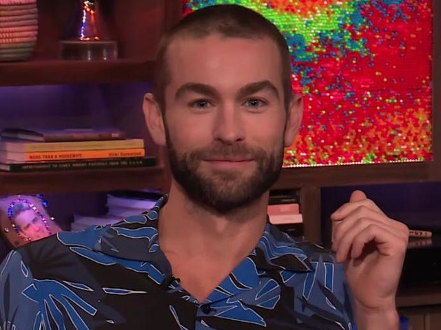 Watch: Chace Crawford on 'Gossip Girl' reboot: 'I could maybe come back'