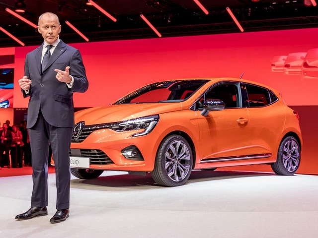 French Government Is OK With A Non-French Renault CEO