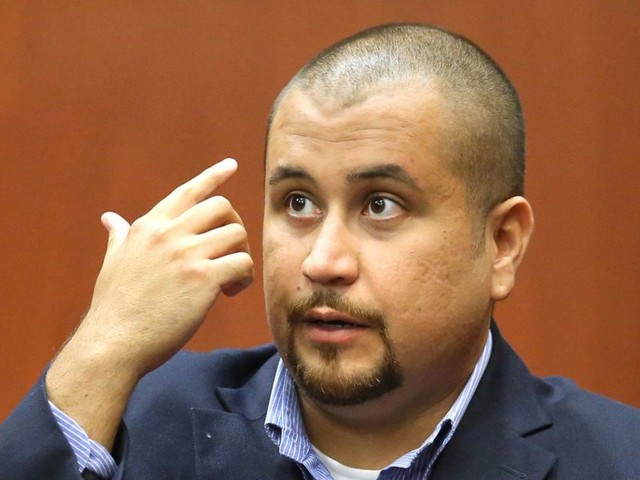 George Zimmerman, the man who killed Trayvon Martin, is now suing Martin's family