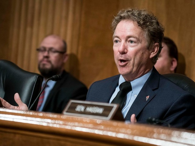 YouTube takes down Rand Paul video naming alleged whistleblower, vows to delete all mentions of the name