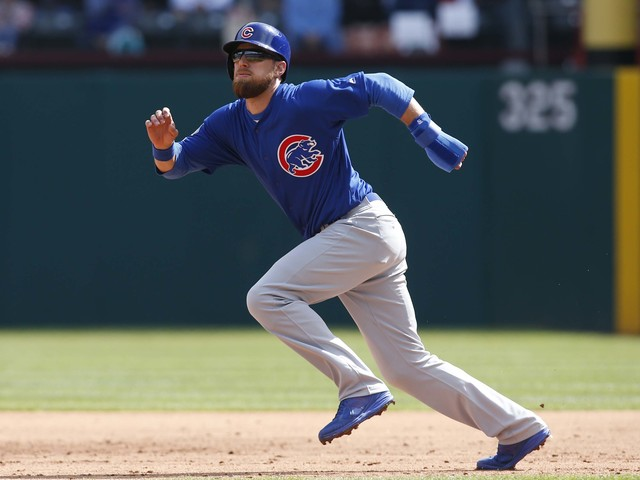 Chicago Cubs' Ben Zobrist files for separation from wife, Julianna