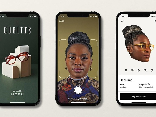Cubitts launches app to revolutionise how to buy glasses
