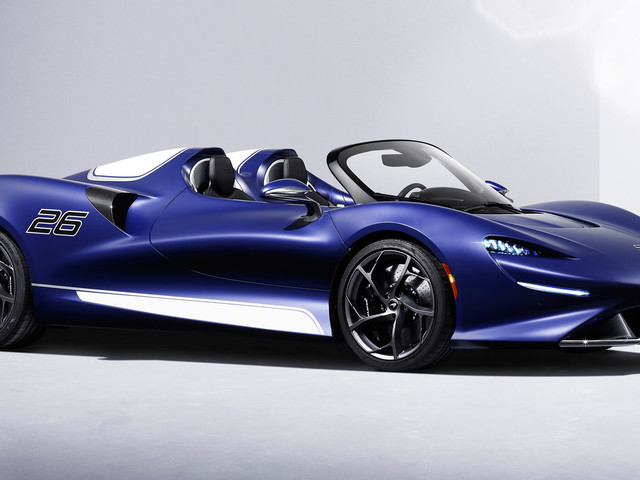 McLaren Slashes Elva Production To 149 Units, Debuts Windscreen Version Of The Roofless Supercar