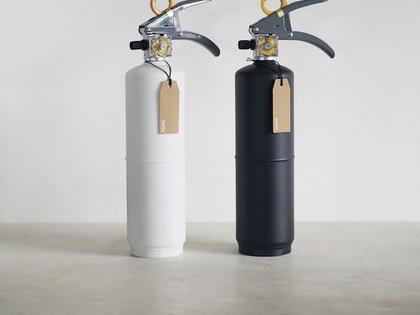 Finally, a minimalist fire extinguisher for your minimalist kitchen