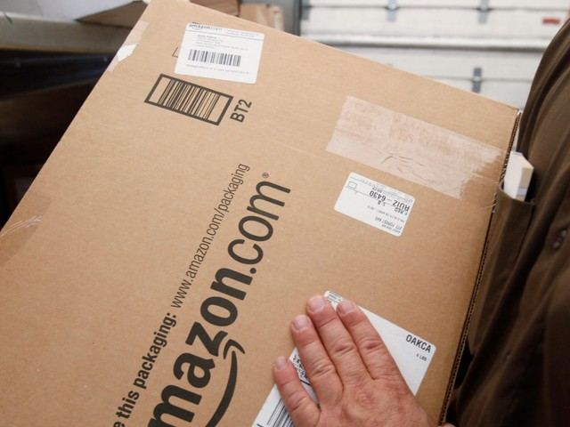 Right now, some Amex cardholders can earn up to an extra 1,500 points shopping at Amazon. Here's how to see if you qualify.