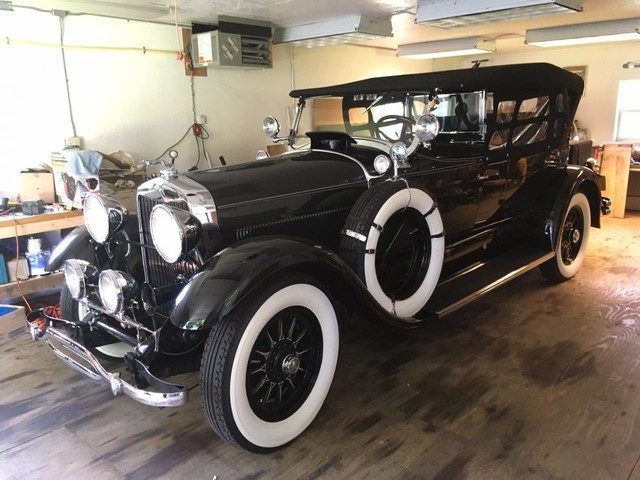2018 Hemmings Motor News Concours d'Elegance sneak peek: Locke Lincoln and a Diamond T