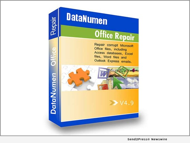DataNumen Office Repair 4.9: Recover Any Office Files in No Time