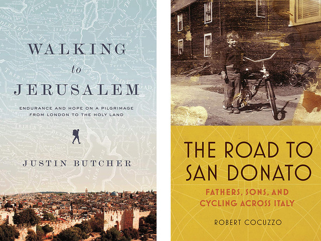 Voyage of the mind and body: Two books explore modern pilgrimage