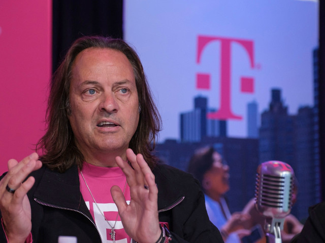 T-Mobile's unconventional CEO John Legere is finally stepping down