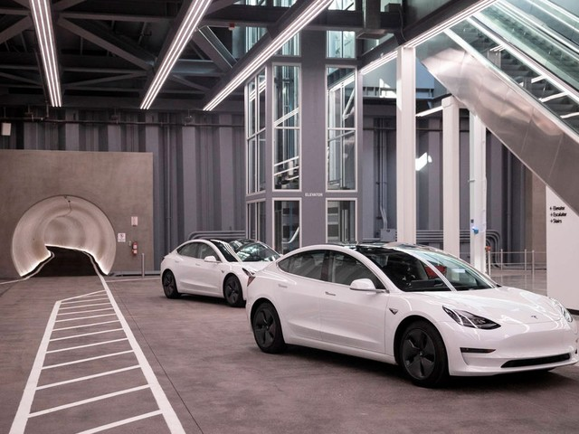 The Boring Company gets approval for Las Vegas public transportation system