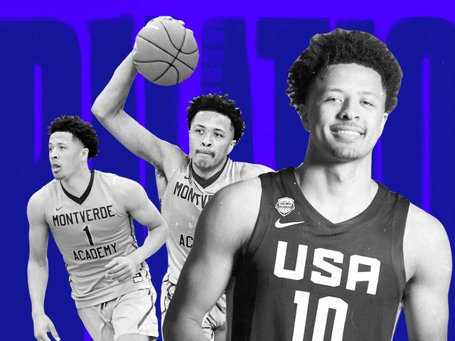 Cade Cunningham is made for modern basketball