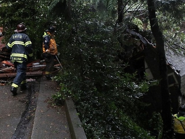 Major mudslide in California prompts evacuations