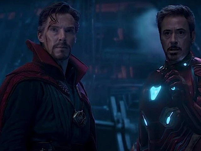 Crazy leaks might've revealed the next big Avengers crossover like 'Endgame'