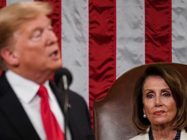Trump tried to negotiate with Pelosi on the whistleblower complaint after she announced an impeachment inquiry. Pelosi told him to take a hike.