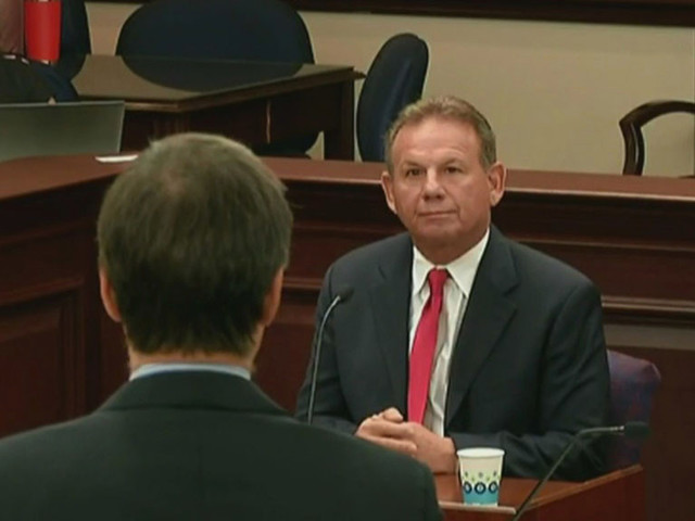 Florida Senate To Vote Wednesday On Scott Israel's Reinstatement As Broward Sheriff