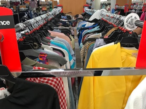 Analysts say TJ Maxx is in a prime position to benefit from Trump's tariffs (TJX)