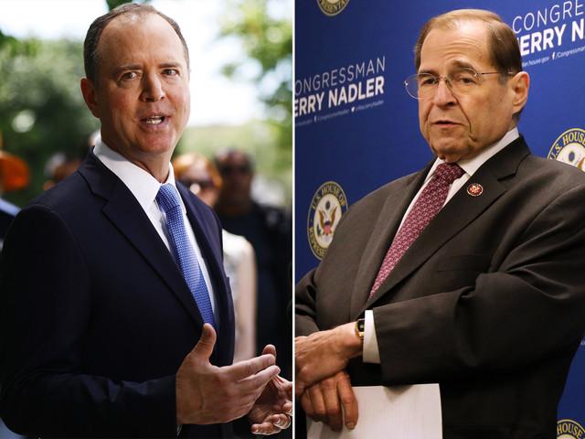 Democrats tiptoe around Trump impeachment question