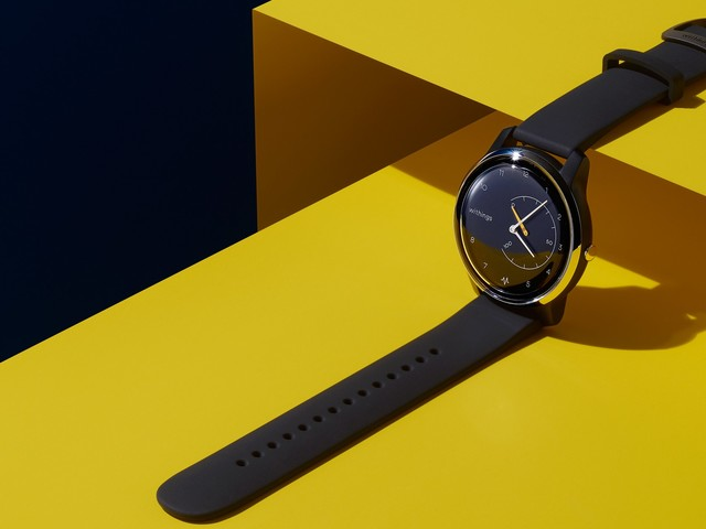 Withings Move ECG Watch Is Good for Your Ticker
