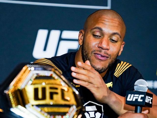 UFC rankings: Ciryl Gane breaks into pound-for-pound list