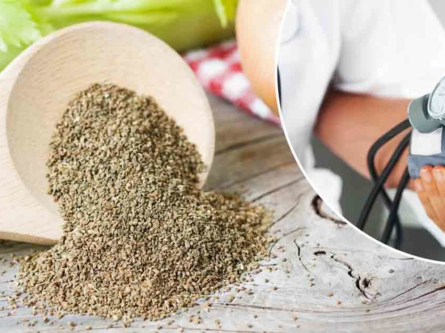 Help Regulate Blood Pressure With Celery Seeds
