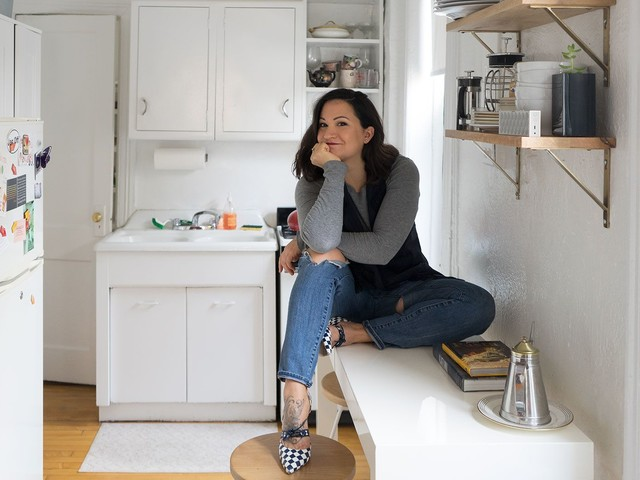 My Studio Apartment Costs $2,500 A Month— & Here's What It Looks Like