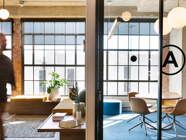 WeWork's CEO says the way it rents out office space makes companies' financials look better. Some experts aren't sure how legitimate the pitch is.