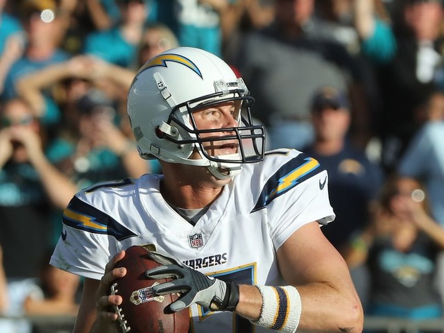 Philip Rivers cleared from concussion protocol, can play against Bills