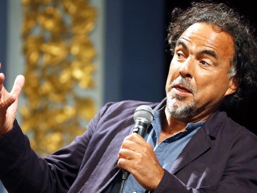 Alejandro G. Inarritu on the Need to Preserve Poetry in Cinema