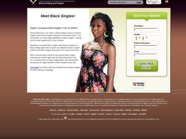 Black Singles | Premier Black Online Dating Agency at AfroIntroductions.com
