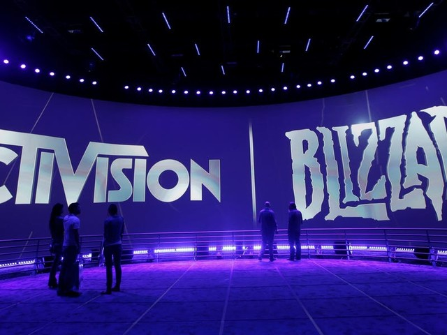 Resurfaced video shows Activision Blizzard execs on panel that joked about over-sexualized female characters