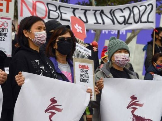 Attention Turns From Tokyo Olympics To Beijing 2022 Amid Calls For Boycott