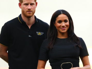 Celebs Defend Meghan Markle & Prince Harry After Private Jet Drama