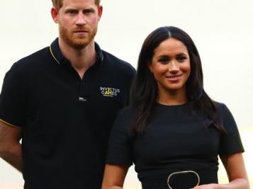 Celebs Defend Meghan Markle & Prince Harry After Private Jet Drama
