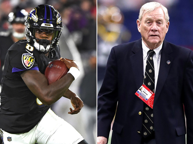 Bill Polian admits where he went wrong on Lamar Jackson 'wide receiver' snub