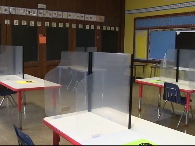 Philadelphia school district to hold joint press conference on return of in-person learning