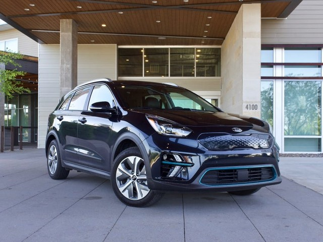 The Kia Niro EV is a $47,000 electric crossover for those who prefer not to stick out from the crowd