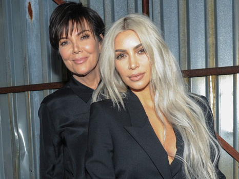 Kris Jenner Freaks Over Huge Anaconda In Kim Kardashian's Backyard: 'I Gotta Go' — Watch