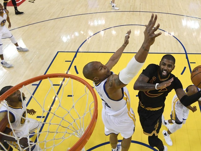 NBA Finals television ratings up from 2016 even with blowouts
