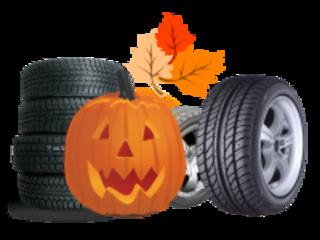 Tire Season Has Begun