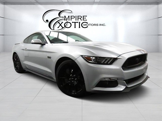2017 Ford Mustang--GT