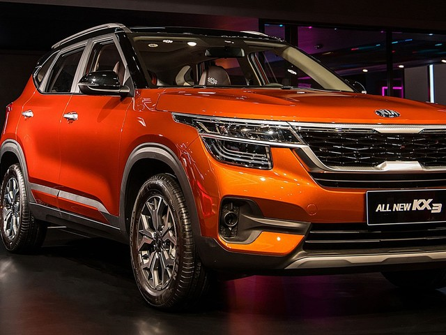 2020 Kia KX3 Is A Rebadged Seltos For The Chinese Market, Electric K3 Goes Official Too