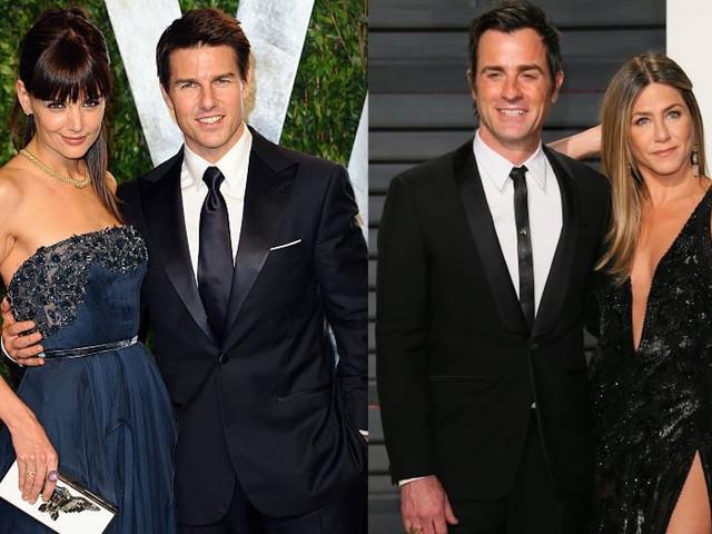 Jennifer Aniston, Tom Cruise Upset About Katie Holmes, Justin Theroux Romance?