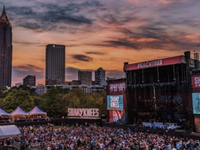 Shaky Knees Music Festival Announces 2020 Lineup