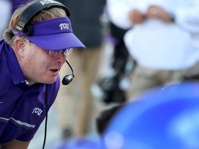 Step 1 for one of football's best defensive minds: stop the triple option