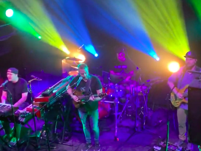 Spafford Busts Out 'Parody' In Baltimore