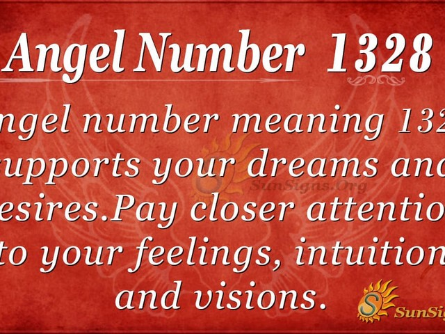 Angel Number 1328 Meaning: Use Your Talent